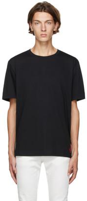 HUGO BOSS Black Back Graphic T-Shirt