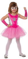 Spiderman Marvel Spider-Girl Girls' Costume Pink