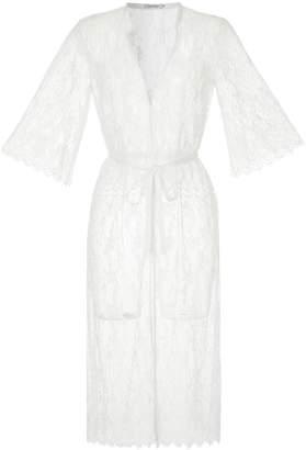 GUILD PRIME sheer lace dress
