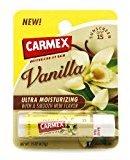 Carmex Vanilla Spf15 Moisturizing Lip Balm - 0.15 Oz by