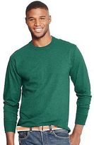 Hanes Big & Tall Men's ComfortBlend Long-Sleeve T-Shirt Men's Shirts