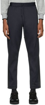 3.1 Phillip Lim Navy Track Sweatpants