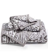 Charter Club Elite Cotton Fashion Paisley Bath Towel, Created for Macy's Bedding