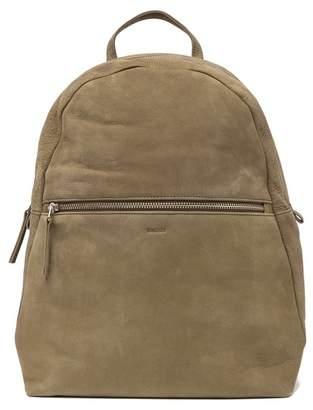 Baggu Leather Work Backpack