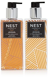 NEST Fragrances Citrus Blossom Liquid Soap & Hand Lotion Set 10 oz. - 100% Exclusive