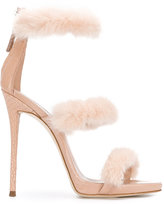 Giuseppe Zanotti Design Harmony Winter sandals