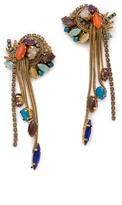 Erickson Beamon Rear Window Earrings