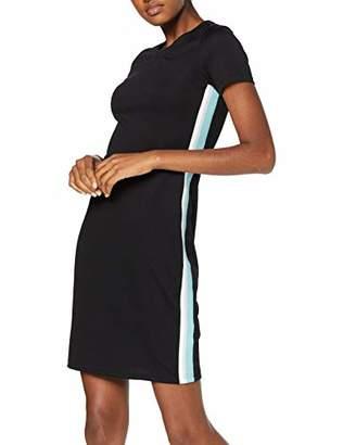 Pimkie Women's Rbs19 Moka Dress, A, Large