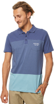 Rip Curl Refused Mens Polo Blue
