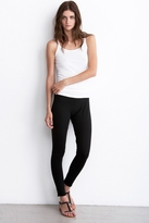 Swoosie Cotton Slub Leggings