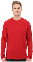 Carhartt Force Cotton Delmont Sleeve Graphic T-Shirt