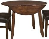 "Whisenhunt 42"" Drop Leaf Dining Table Millwood Pines"