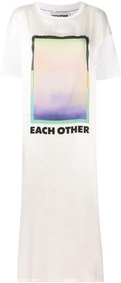 Each X Other T-shirt dress