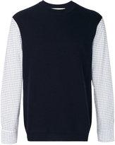 Marni checked sweatshirt