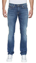 Tommy Hilfiger Tommy Jeans Slim Scanton Jeans, Dynamic True Mid Wash