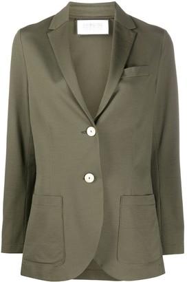 Harris Wharf London Single-Breasted Regular Blazer