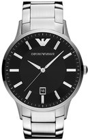 Emporio Armani Men's Round Bracelet Watch, 43Mm