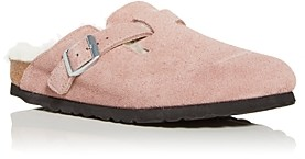 Birkenstock Women's Boston Shearling Mules