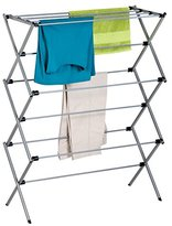 Honey-Can-Do DRY-02119 Folding Drying Rack, 45-Inch Tall