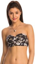 Billabong Swimwear Festival Floral Bustier Bikini Top 8144872