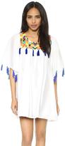 Pia Pauro Tassel Mini Dress