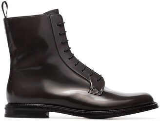 Church's Alexandra lace-up Derby boots