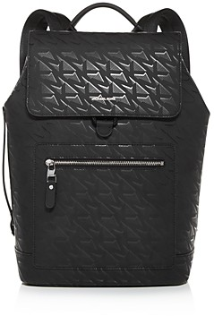 Michael Kors Hudson Flap Backpack