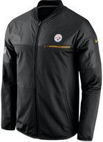 Nike Men's Pittsburgh Steelers Elite Hybrid Jacket