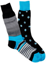 Bugatchi Dress Sock - Pack of 2