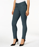 Jag Pull-On Colored Wash Skinny Jeans, Created for Macy's