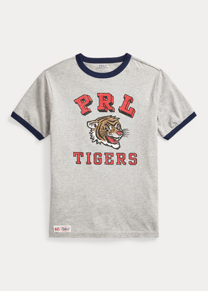 Ralph Lauren PRL Tigers Cotton Jersey Tee