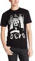 Goodie Two Sleeves Men's Devo Vintage Poster T-Shirt