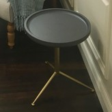 Rawlins Wooden End Table Wrought Studio