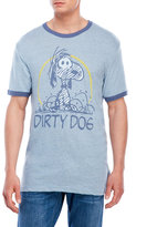 "Junk Food Clothing Dirty Dog"" Tee"