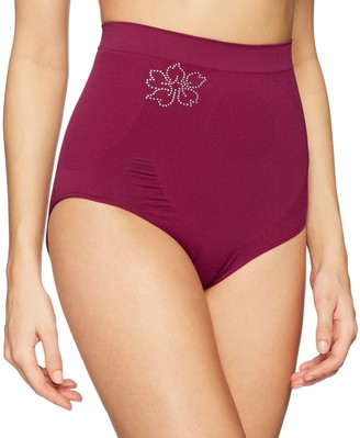 Belly Cloud bellycloud Women's Shape Taillenslip Strassblute Control Knickers