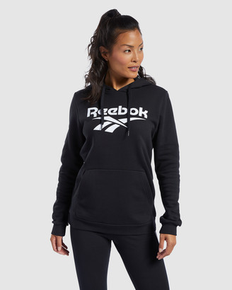 Reebok Classics Women's Black Hoodies - Classics Vector Hoodie - Size One Size, S at The Iconic