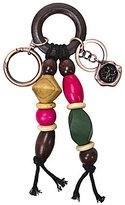 Patricia Nash Beaded Garda Key Chain