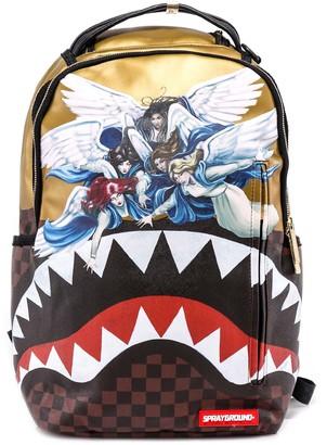 Sprayground Shark In Paris Backpack