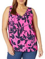Rachel Roy Women's Plus Size Tish Twist Cami
