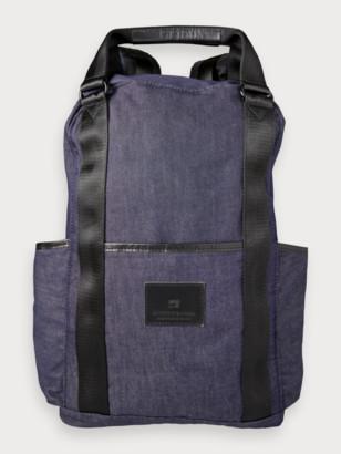 Scotch & Soda Denim backpack | Men