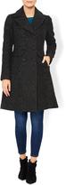Monsoon Lydia Jacquard Coat