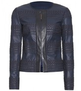Tory Burch AUTUMN LEATHER JACKET