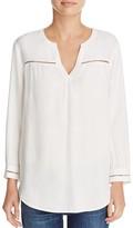 Soft Joie Farna Stitched Shirt