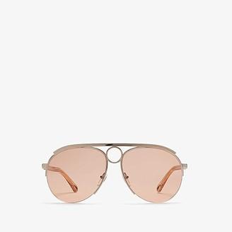 Chloé CE152SL (Rose Gold/Rose) Fashion Sunglasses