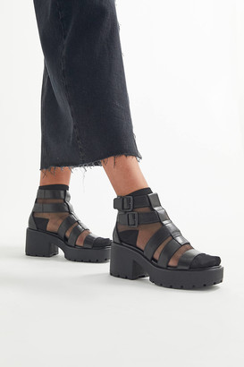 Vagabond Shoemakers Fisherman Platform Sandal