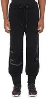 Y-3 Sport Men's Wool-Blend Jogger Pants-BLACK