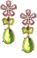 Kate Spade Cluster Berry Drop Earrings