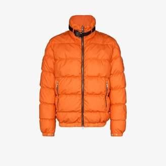 MONCLER GENIUS Mens Orange X 1017 Alyx 9sm Deimos Padded Jacket