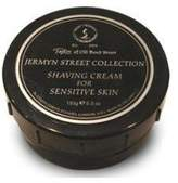 Taylor of Old Bond Street Jermyn Street Collection Shave Cream for Sensitive Skin by 150g Shave Cream)