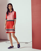 Ted Baker Colourblock knitted dress